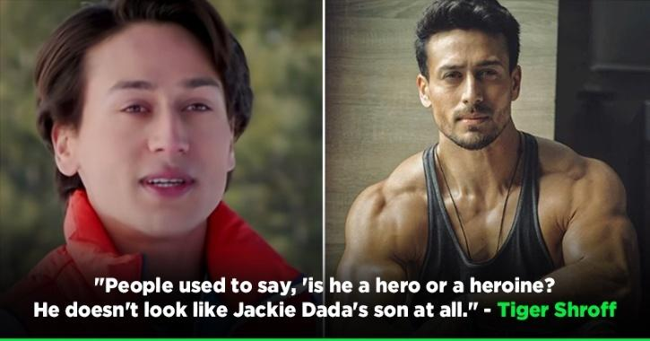 Tiger Shroff Reveals About Being Trolled, Says I Was Told That I Look Like A Heroine