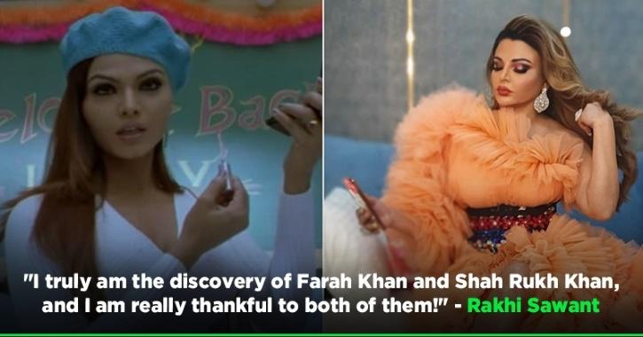 As per reports, Rakhi recalled and narrated how she was called for an audition at Shah Rukh Khan