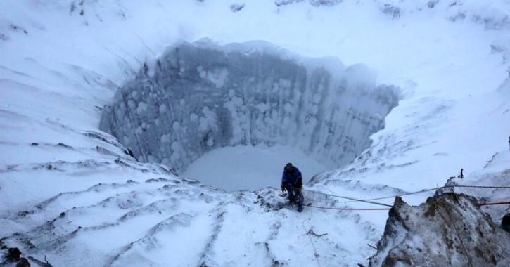 siberia permafrost methane