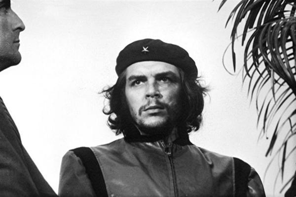 Guerrillero Heroico by Alberto Korda, 1960