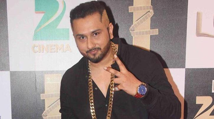 Yo Yo Honey Singh Shares His First Post After His Statement On Wife's Domestic Voice Allegation