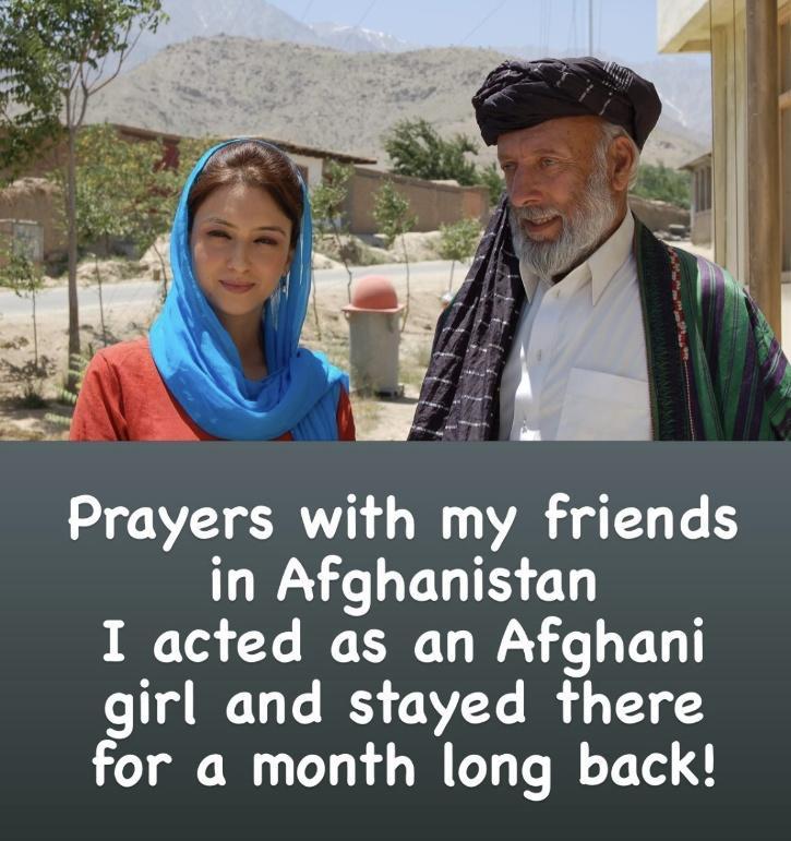 Saumya Tandon is worried for her Afghan friends.