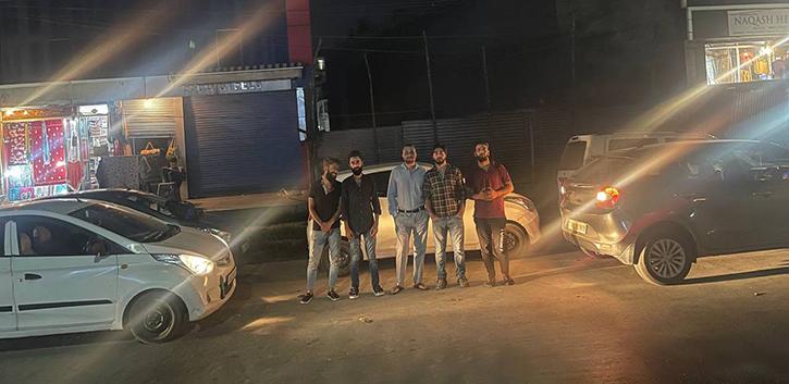Kashmir's Engineering Graduate