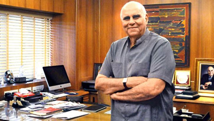 Khushroo Suntook: The man behind Bisleri in India   laughingcolours