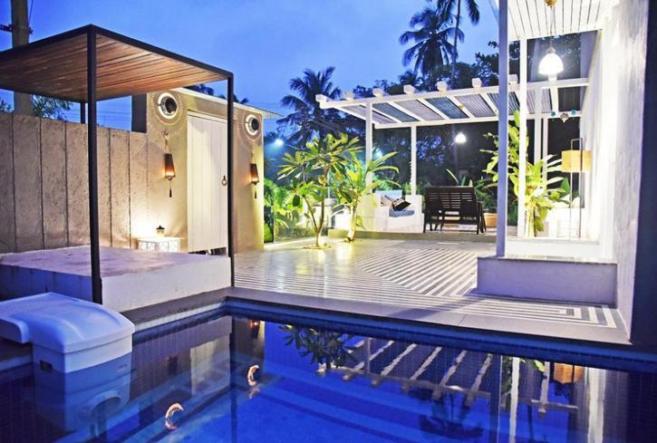 Silver Salt Villa Goa, pet friendly hotel