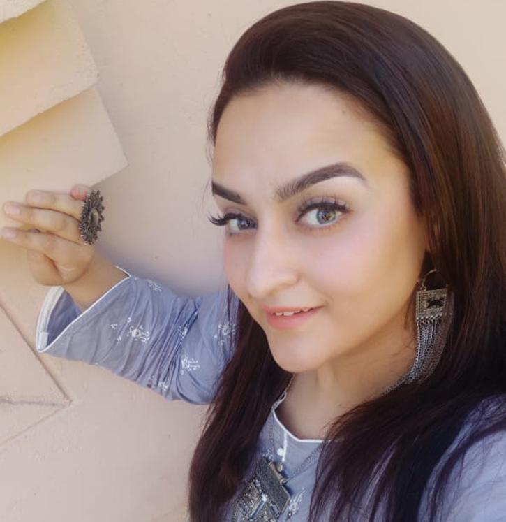 Munisa Mehraj Zargar