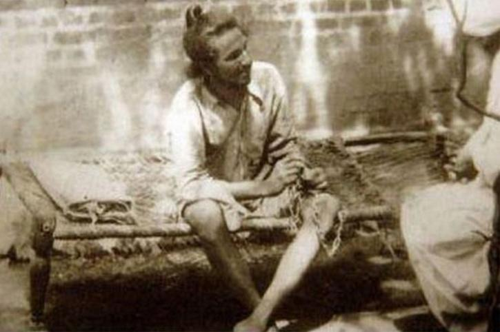 Rare Photo of Indian Freedom Fighter Bhagat Singh
