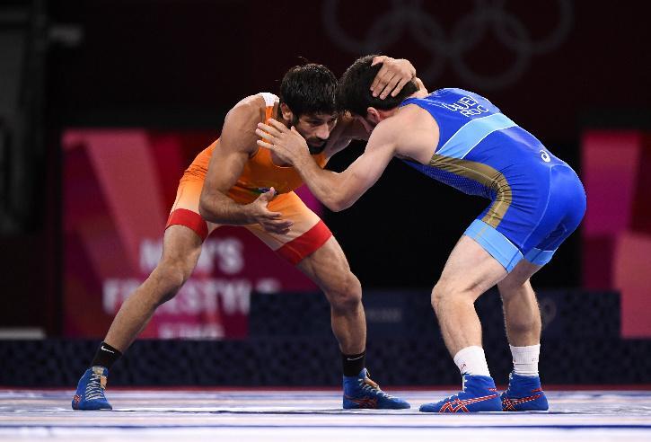 Ravi Dahiya Silver Medalist Tokyo Olympics