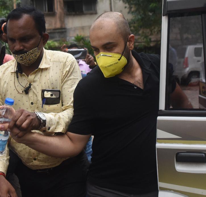 Ryan Thorpe arrested in Raj Kundra pornography case.