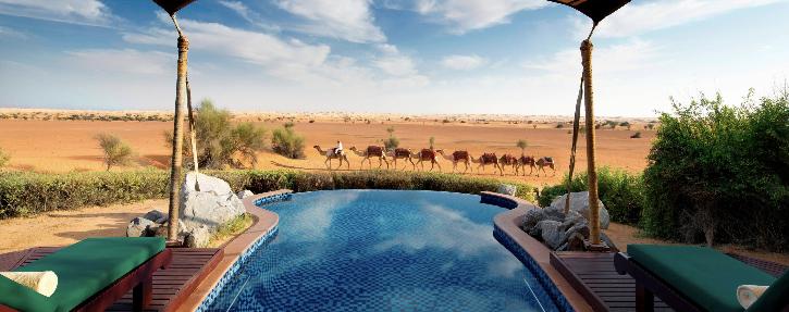 Dubai desert conservation resort dubai getaway romantic holiday