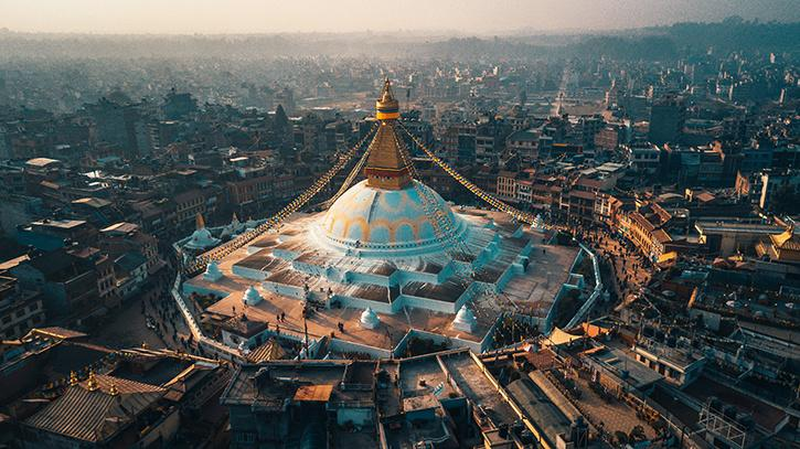 Nepal Ethipio China never been colonised by european