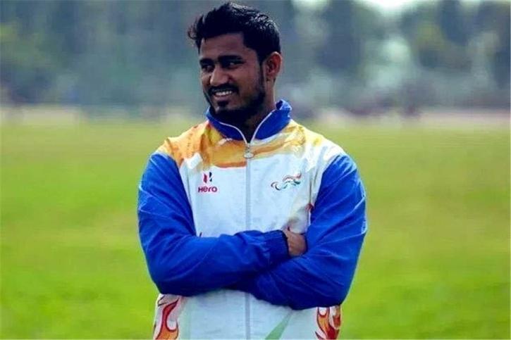 Sundar Singh Gurjar Indian Paralympic javelin thrower