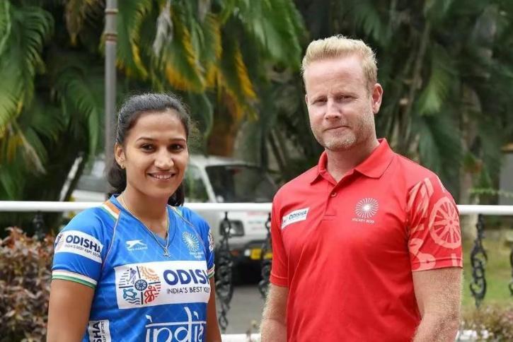 Indian Hockey Coach