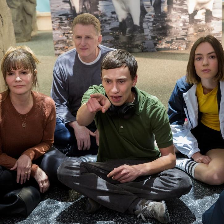 A Still from Atypical