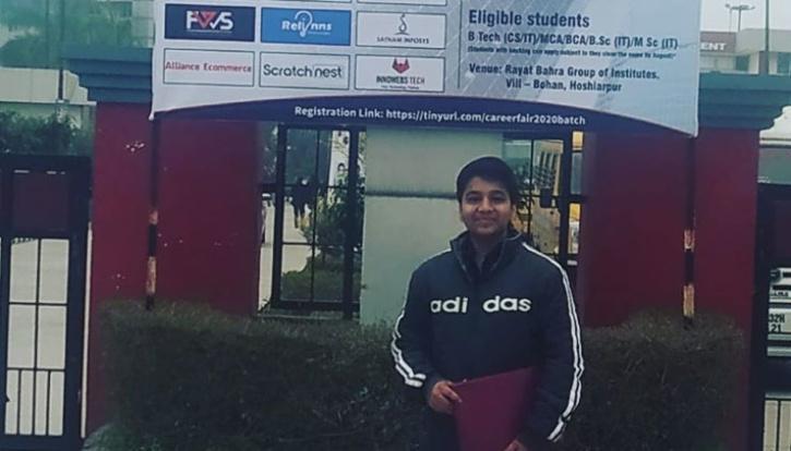 Tanish Mittal founder Innowebs Tech company