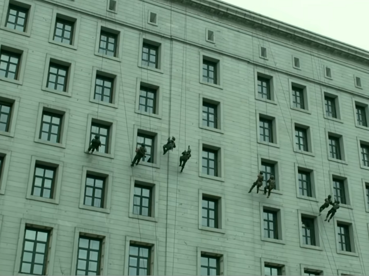 The Spanish Army is brutal in Money Heist season 5 trailer.