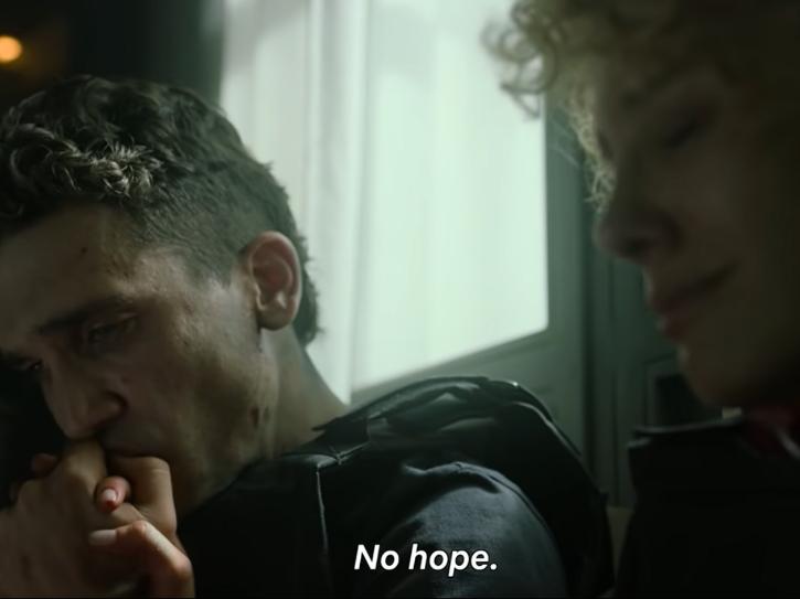 Money Heist season 5 trailer.
