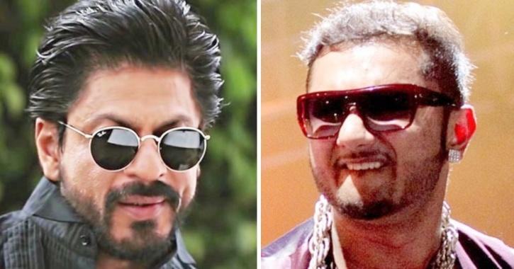 Did Shah Rukh Khan Slap Yo Yo Honey Singh? The Rapper