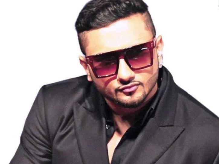 A photo of Yo Yo Honey Singh.