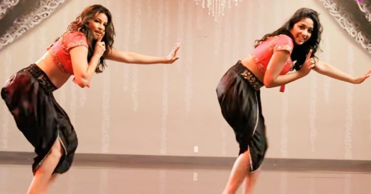 Never Have I Ever actress Maitreyi Ramakrishnan Dances On Katrina Kaif song Sheila Ki Jawani