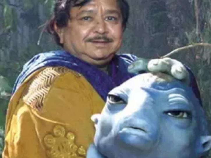 Indravadan Purohit AKA Jadoo From