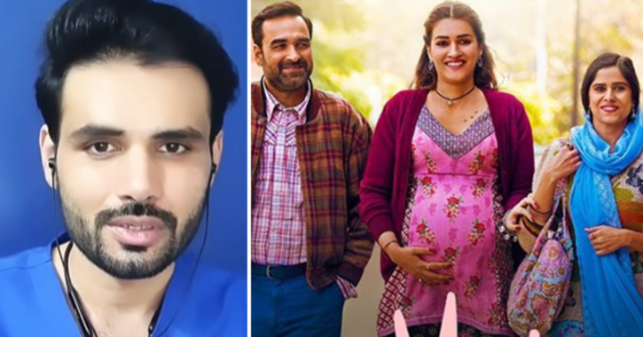 Doctor lashes out at makers of Mimi for false information on surrogacy.