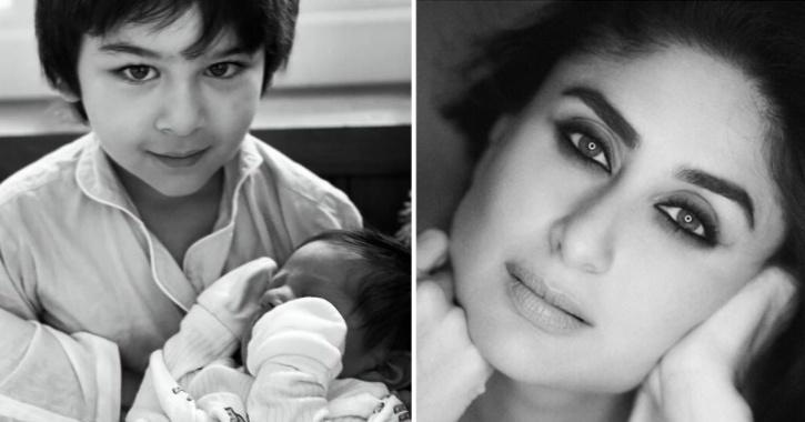 Kareena Kapoor opens up on trolling of her son Jeh and Taimur.