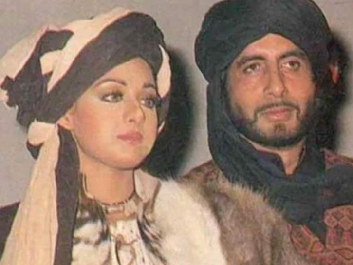 Amitabh Bachchan and Sridevi-starrer Khuda Gawah was also shot in Afghanistan.
