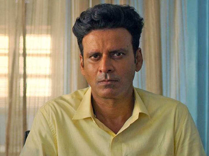Manoj Bajpayee in Family Man 2.