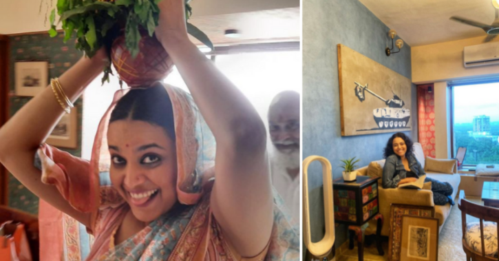 Swara Bhasker Shares Glimpses From Her Newly Renovated House And