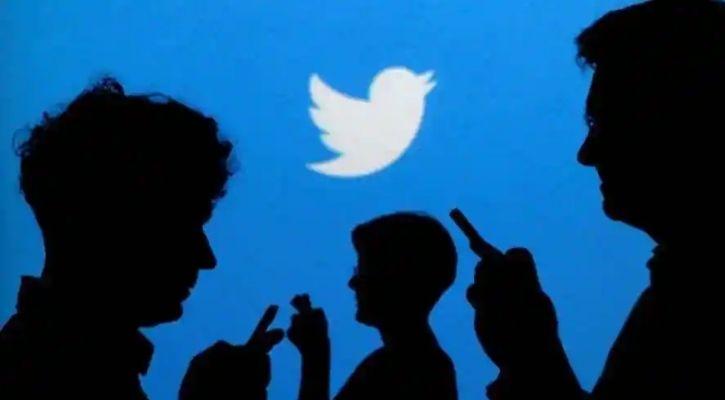 Representative image of Twitter users