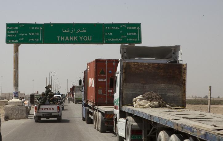 Zaranj-Delaram Highway