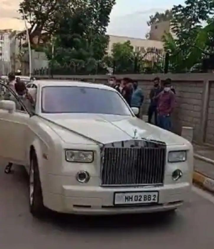 Amitabh Bachchan,  Rolls Royce