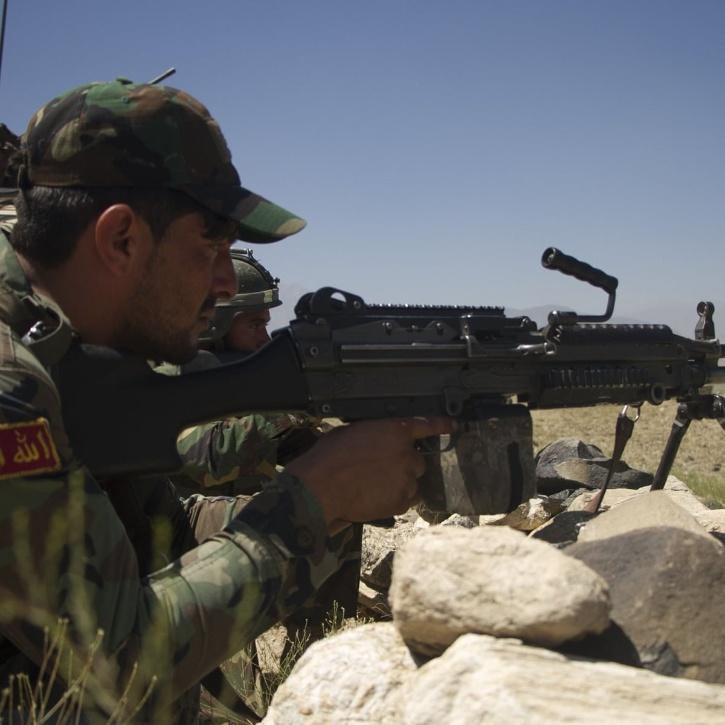 afgan army