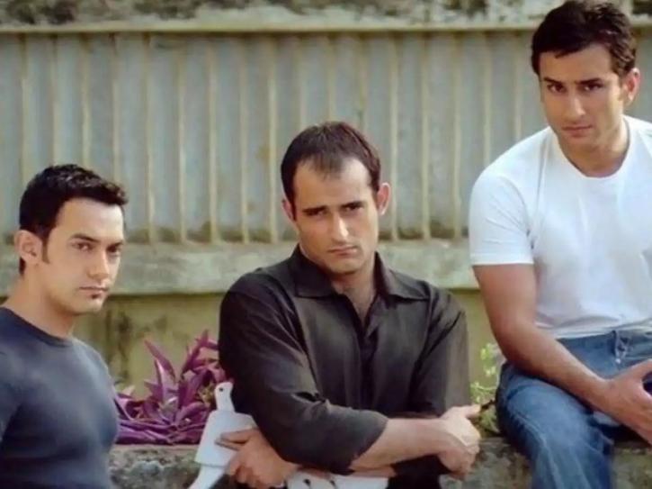 Aamir Khan Convinced Saif Ali Khan To Do Dil Chahta Hai As He Was The Third Lead In The film