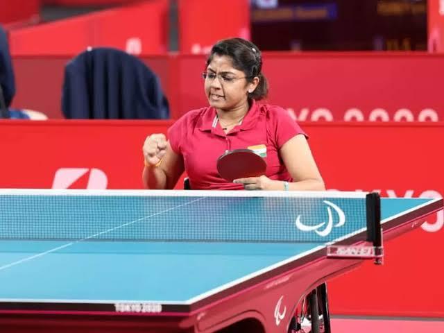 Bhavinaben Patel Tokyo Paralympics 2021
