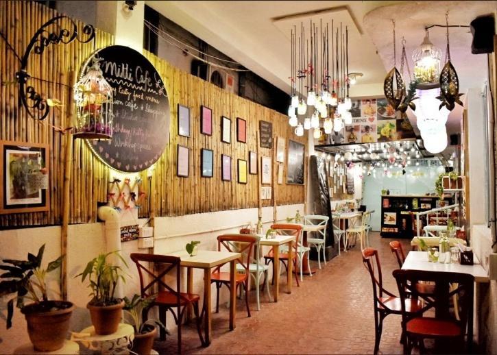 bengaluru's mitti cafe