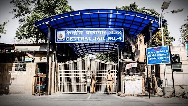 jail number 1  tihar