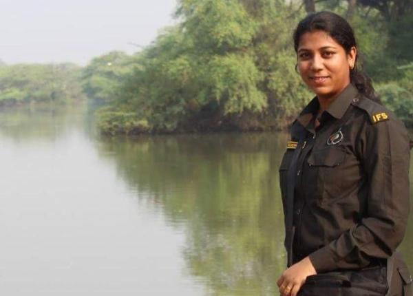 IFS officer