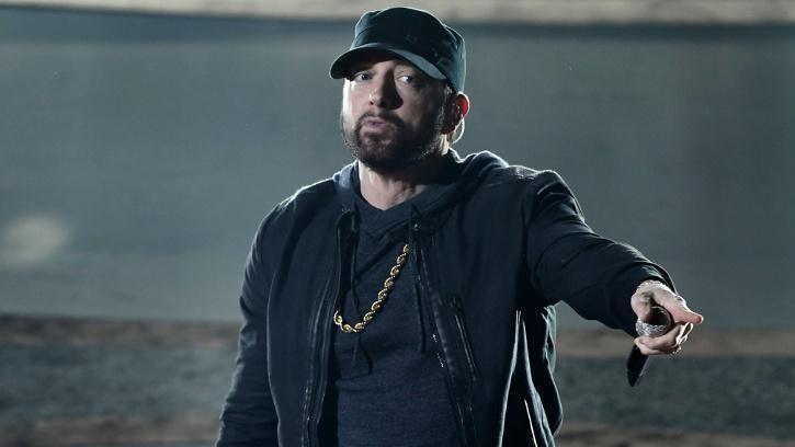 Eminem's Daughter Stevie Calls Him Out For Keeping Her Adoption Secret