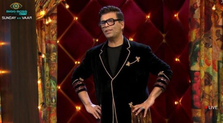 Divya received much criticism from KJo for her