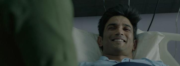 When Mannie dies in 'Dil Bechara.'