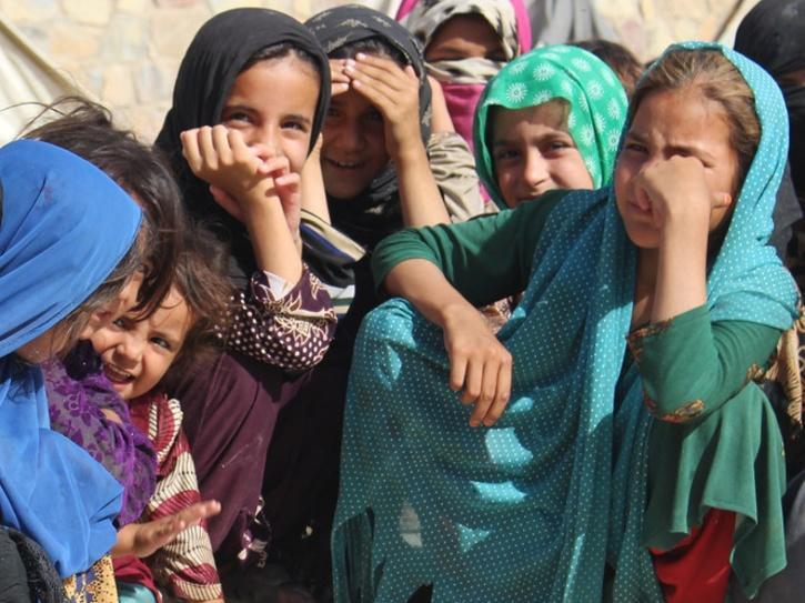 girls afghanistan