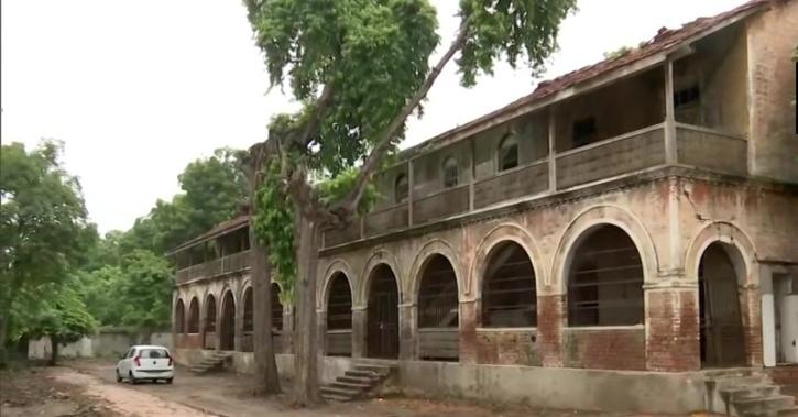 Gujarat heritage building
