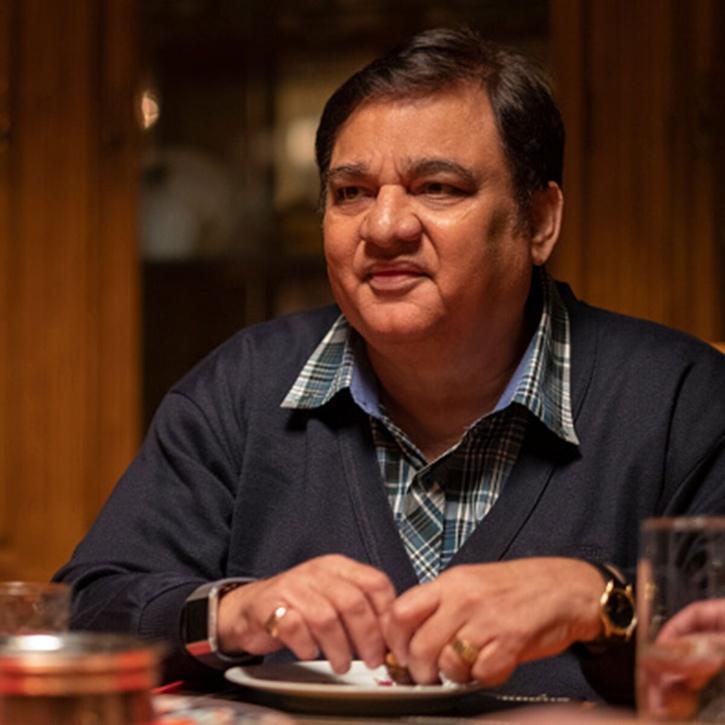 Patel also co-starred in David Schwimmer-directed Run Fatboy Run (2007) alongside Simon Pegg.