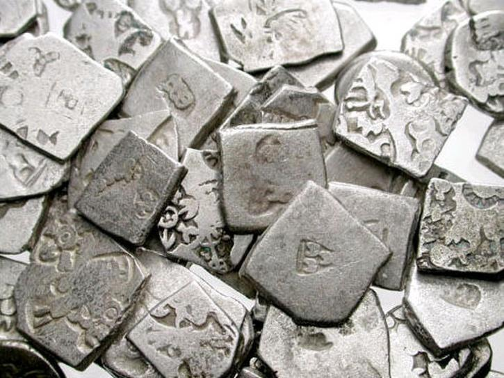 history of the coins in india