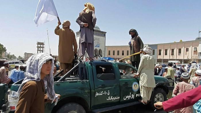 Taliban seizes Jalalabad.