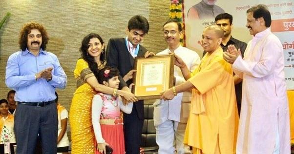 Noida DM IAS Suhas Lalinakere Yathiraj