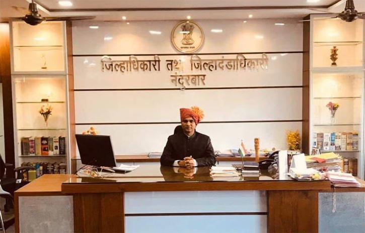 IAS Rajendra Bharud Success Story