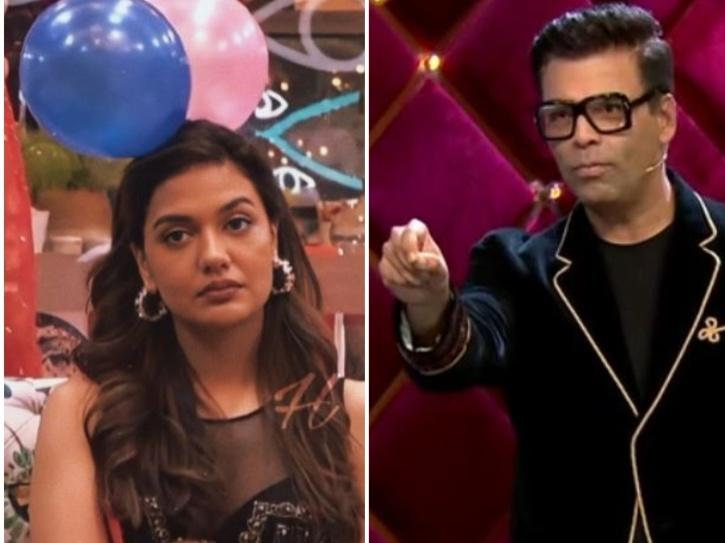 Karan Johar often draws flak for being nepotistic in his conduct. Be it calling him out to cast his